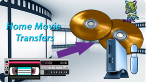 Transfer Your Home Video, Slides and Film To DVD