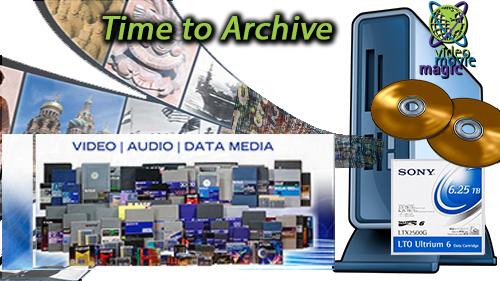 Archive Corporate Digital Media