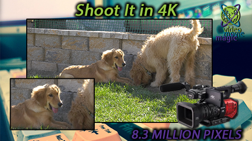 4K Video Production